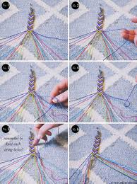 bracelet patterns with string images Chevron friendship bracelet by kirsten stoddard project jpg