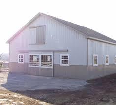 Mini Barns Michigan Michigan Pole Barns Horse Barns Loft Barns Rv Storage Construction