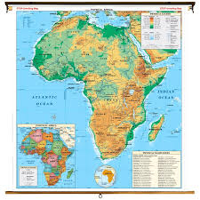 angola physical map top 10 physical features of sub saharan africa learning team 2 3