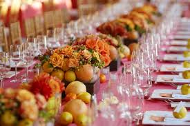 fruit decorations fresh fruit design how to incorporate fruit into wedding décor