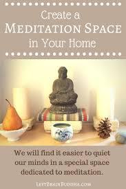 Meditation Home Decor 50 Best Sacred Altar Inspiration Images On Pinterest Altars