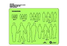 jakar the human figure male template atlantis art materials
