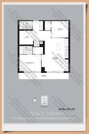 O2 Floor Plan by Neon Condos Home Leader Realty Inc Maziar Moini Broker