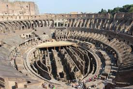 colosseum bread and circuses learn about italy