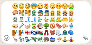 new android emojis whatsapp beta 2 17 397 adds new emojis for