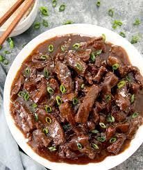 instant cuisine instant pot mongolian beef kirbie s cravings