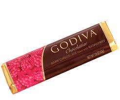 godiva raspberry filled dark chocolate bar u2022 godiva belgian