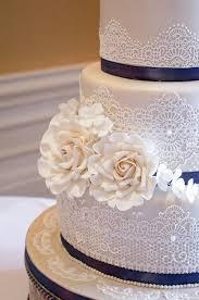 wedding cake lace chantilly lace wedding cake pinteres