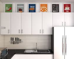 kitchen wall cabinets ideas 17 creative above kitchen cabinet decor ideas roomdsign