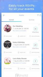 invitation maker app invitd invitation maker rsvp on the app store