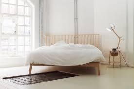 fabulous black and white scandinavian bedroom design showcasing