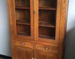 Antique Kitchen Furniture Kitchen Cabinets Etsy