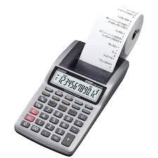 amazon com casio hr 8tm plus handheld printing calculator