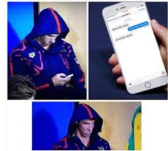 Michael Phelps Meme - rustled phelpsface angry michael phelps know your meme