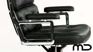 premium lobby executive office chair eames replica from milan