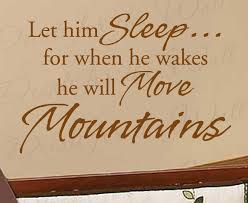 boy room kid baby nursery wall saying quote decal decoration