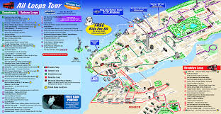 Smithsonian Map New York City Bus Tour Map New York City U2022 Mappery