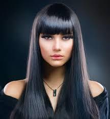 black hair with grey streaks 26 vibrant dark hair color ideas guaranteed to turn heads