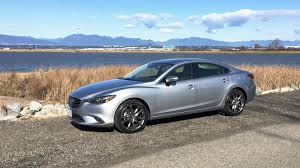 2016 mazda6 gt test drive review