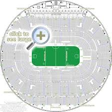Find My Floor Plan by Rexall Place Edmonton Seat Numbers Detailed Seating Plan