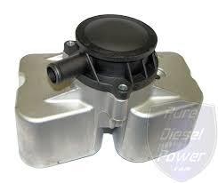 Dodge Truck Cummins Parts - cummins valve cover crankcase breather kit 5 9l 12 valve