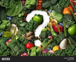 healthy food questions concept image u0026 photo bigstock