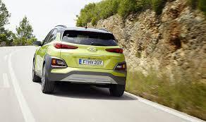 hyundai suv uk hyundai kona uk review price specs release date cars