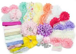 how to make headbands for babies baby shower party supplies station diy headband