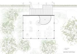 Floor Plan Spiral Staircase Gallery Of Patom Organic Living Nitaprow 20
