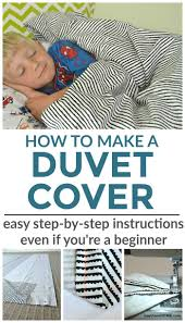How To Make Your Own Duvet How To Make A Twin Duvet Cover Twin Duvet Covers Kids S And Duvet
