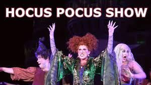 hocus pocus villain spelltacular disney world multi angle