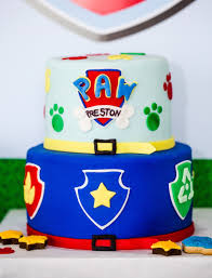 kara u0027s party ideas chic paw patrol birthday party kara u0027s party ideas