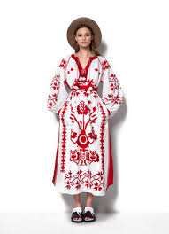 the rise of ukrainian national costume in fashion vogue