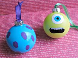 disney pixar monsters inc inspired ornaments lifestyle