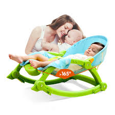portable baby swing with lights dobein baby swing bed portable infant crib baby multifunction light