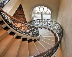 Banister Railing Parts Custom Stair Railing And Balusters U2014 Railing Stairs And Kitchen