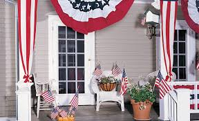flag decorations for home best patriotic decorations patriotic decorations for special