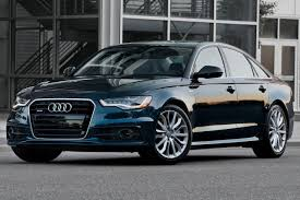 used 2014 audi a6 sedan pricing for sale edmunds