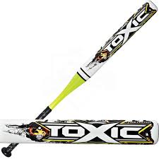 worth fastpitch bats worth toxic fastpitch softball bat 11oz fptx11
