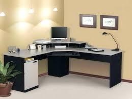 Large White Desk With Drawers Large Computer Tables U2013 Littlelakebaseball Com