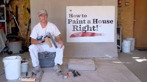 the ten essentials of house painting equipment youtube