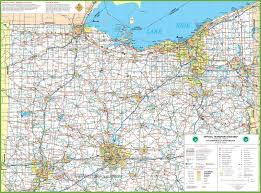 Newark Ohio Map by Ohio State Maps Usa Maps Of Ohio Oh