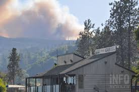 Wildfire Map Kamloops by Breaking Wildfire Near Peachland Now 100 Hectares Infonews Ca