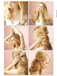 Hochsteckfrisuren Selber Machen Schulterlanges Haar by 25 Bästa Brautfrisur Selber Machen Idéerna På