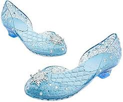 light up shoes size 12 amazon com disney store frozen princess elsa light up shoes costume