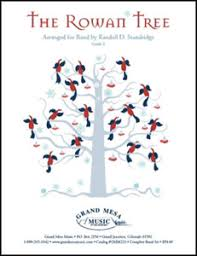 the rowan tree by randall d standridge j w pepper sheet