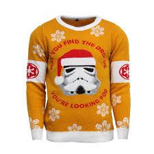 wars sweater official wars stormtrooper jumper sweater