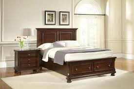 mahogany queen bed frame simple queen size platform bed with