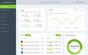 modular admin free bootstrap 4 dashboard theme 65 best free