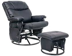Swivel Rockers With Ottomans Reclining Glider Rocker With Ottoman Rocker Recliner Glider Chair